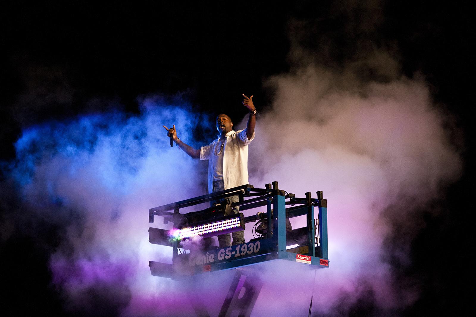 Wat feiten die bewijzen dat Kanye West een muzikaal genie is
