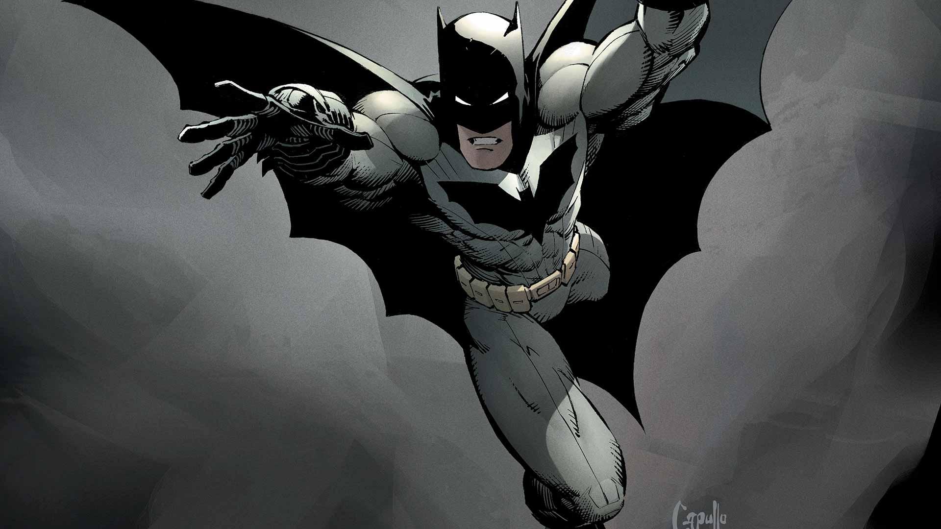 Nee, ik ben Batman niet